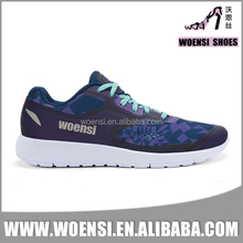hot design no branded durable low price unisex comfortable active sports shoes lace up