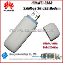 New Original Unlock HSDPA 3.6Mbps E153 3G HSUPA USB Stick