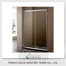 Factory Price Glass Enclosed Shower Room