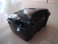 fiberglass tail box for motorcycle