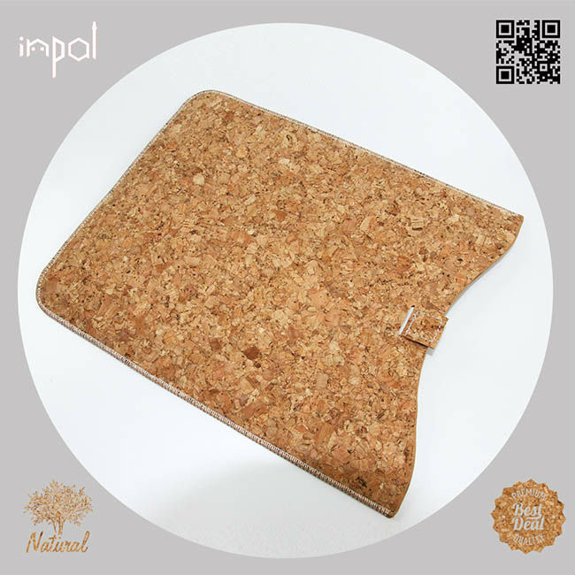 made in china new product slim custom cover in cork style for ipad mini
