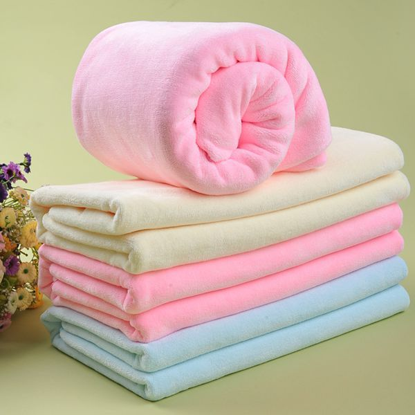 wholesale China 100% cotton terry baby bath towel can printing or embrodery logo