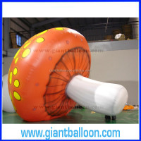Decoration Inflatable Large Plastic mushroom