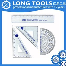 Manufacture High Quality New Style roller ruler plastic ruler