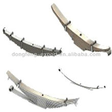 China parabolic leaf springs auto parts suspension parts