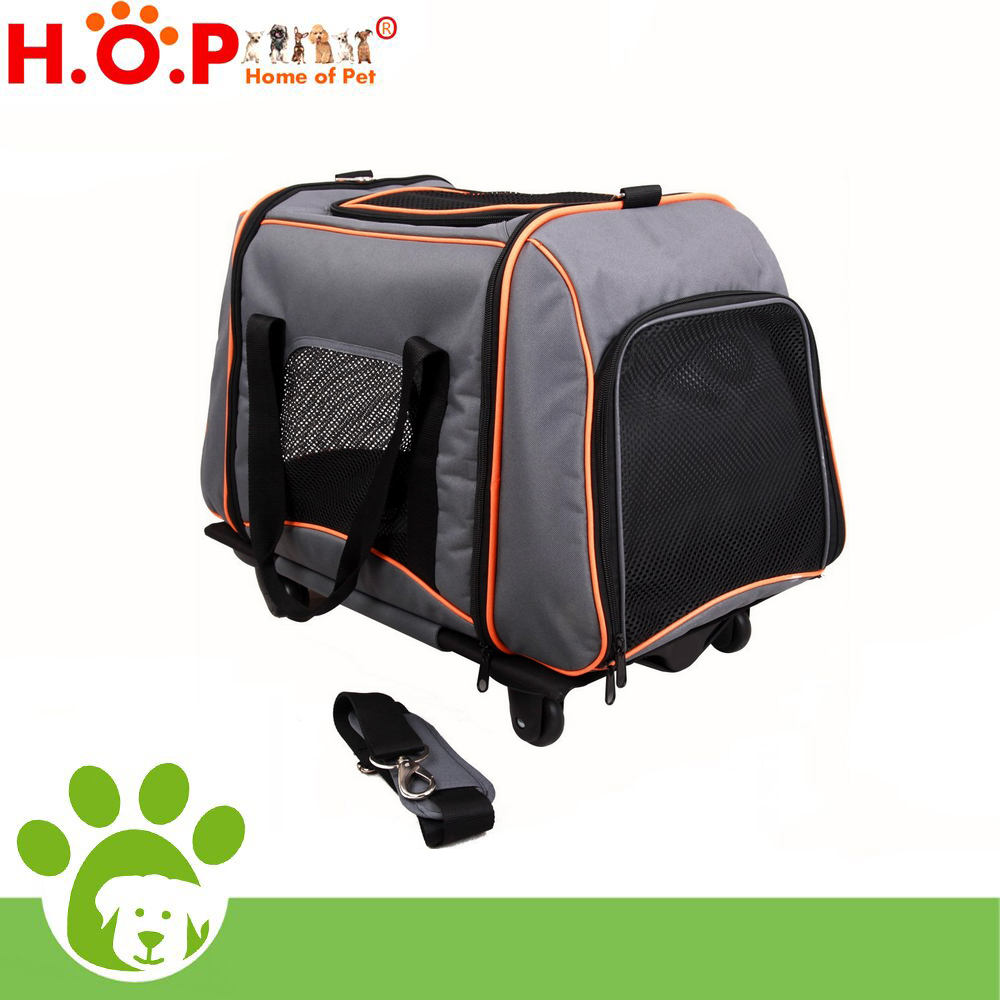 Factory Designer Wholesale Pets Dog Cat Travel Tote Soft-Side Bag