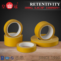 Crown improve an oily PVC edge banding tape