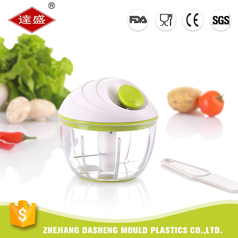 Popular kitchen quick magic mini manual pull garlic onion vegetable chopper