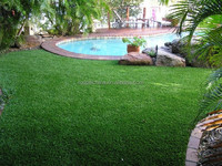 Indoor AND outdoor decor leisure green synthetic grass