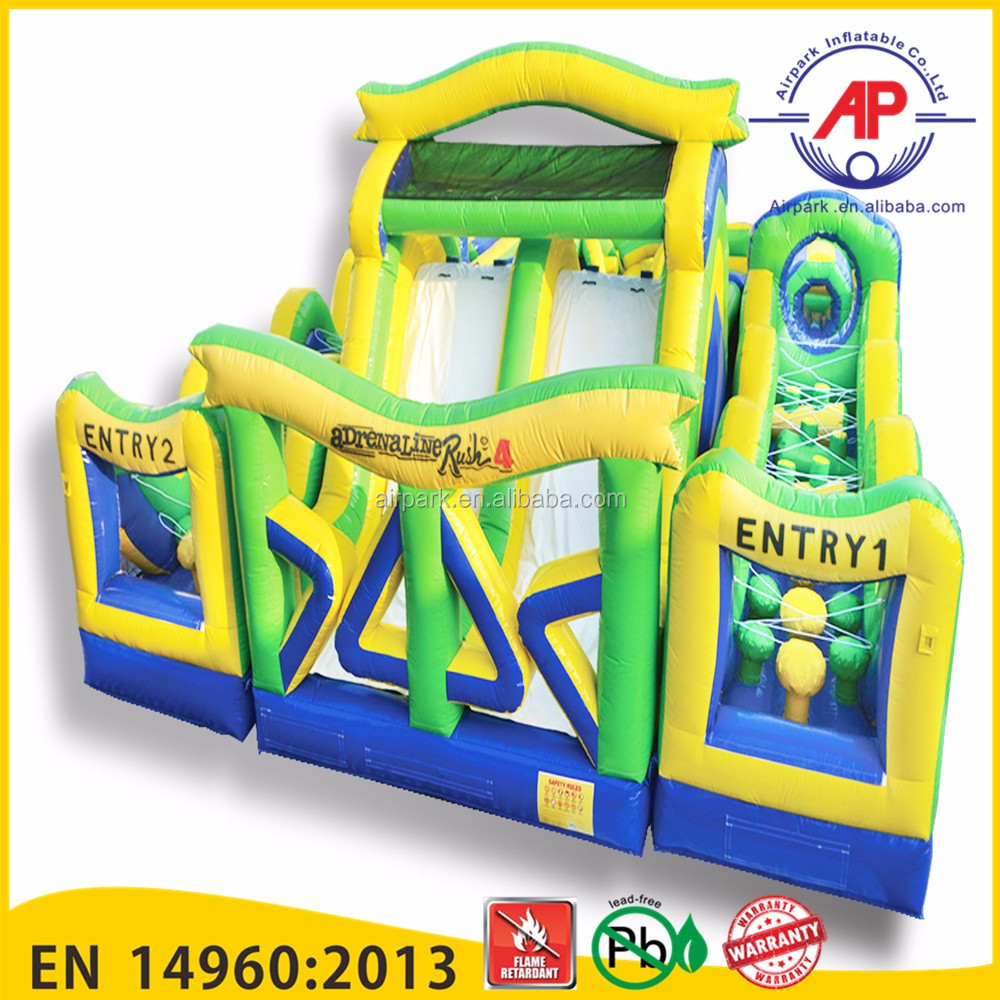 Airpark hot sale inflatable amusement park,inflatable indoor playground,inflatable fun city