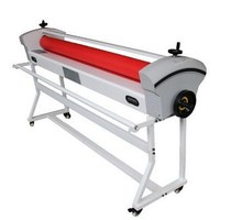 Factory supply single-sided manual operated cold laminator