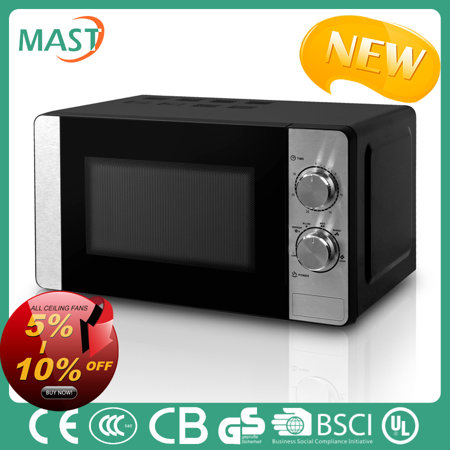 2016 white housed plastic microwave oven cook roast chicken wings