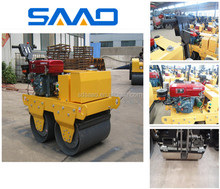Water-cooled Diesel mini Road Roller Compactor Vibratory Tamping Roller(SYL-S600CS)