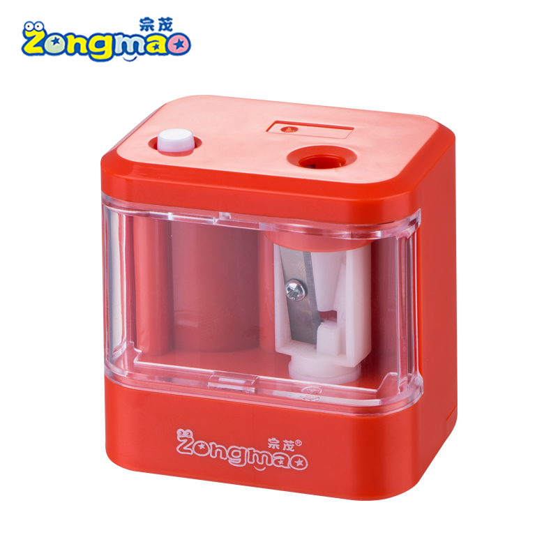 Manufacture AUTO STOP battery High Quality small Cheap Sharpener electric pencil sharpener battery sharpener