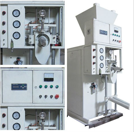 automatic powder packing machine for superfine powder