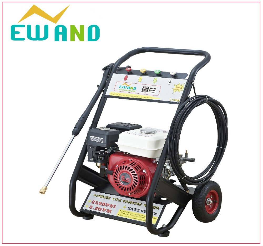 Cheap gasoline homeuse garden cleaning high pressure car washer floor cleaning machine