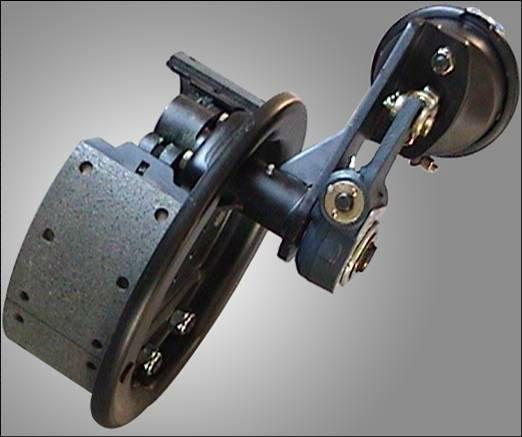 Frenos de tambor assy para s cam frenos de autob s for Cilindro hidroneumatico
