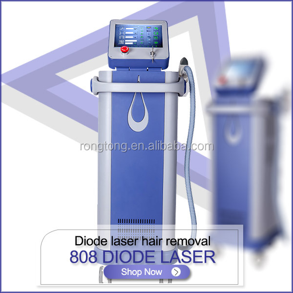 808nm high power diode laser pumping air cooling laser hair removal