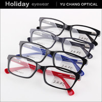 2015 Latest Fashion full frame wholesale acetate eyewear optical frame eye glasses