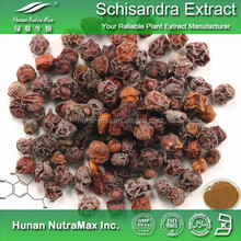 Manufacturer Supply Schisandra Berries Extract/Schisandra Berries Extract Powder/Schisandra Berries P.E.