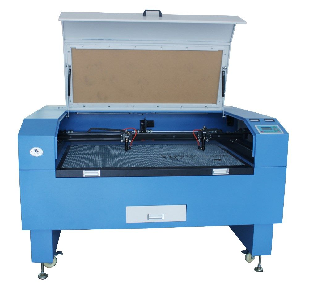 Hooly Made In China CO2 Laser CNC two heads/ four heads laser Cutting engraving Machine Price