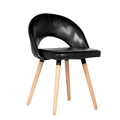 High Quality New Design Wood Leisure Chair