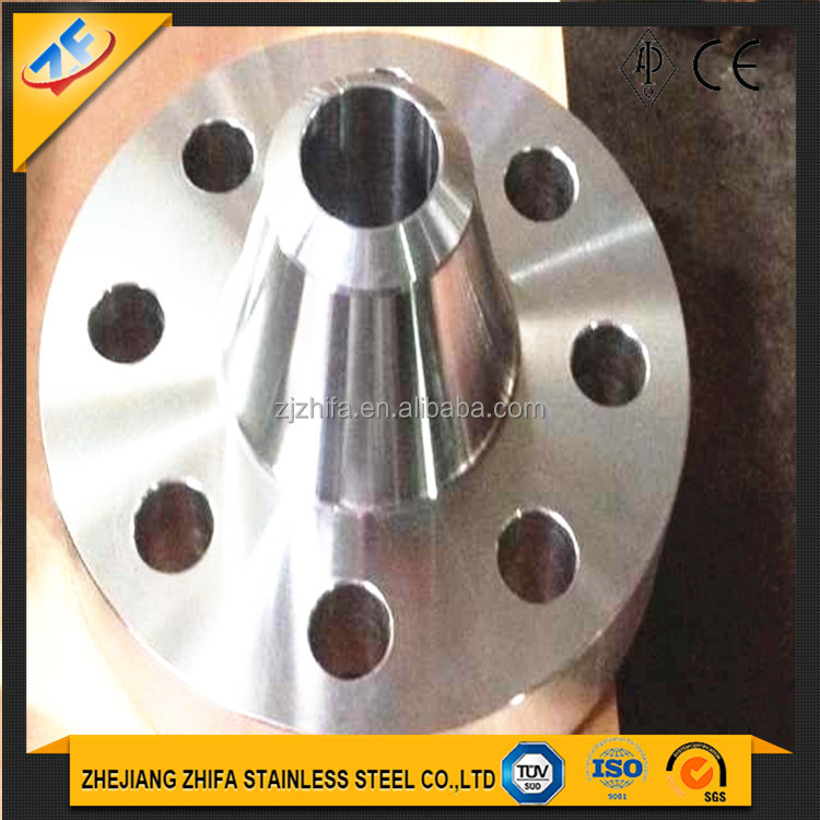 A182 stainless steel forged API 6A weld neck wn flange api flange 5k