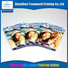 Custom Printed Promotional Flyer/Leaflet/Booklet/brochure printing