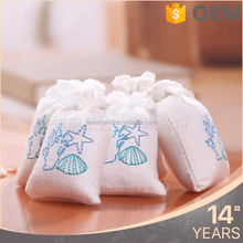 2017 best selling lavender scented sachet bag, car air freshener bag
