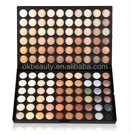 Pro Coastal Scents 120 Full Color Eyeshadow Palette Eye Shadow
