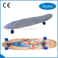 Professional Speed Drop Down / Drop Through Complete Longboards
