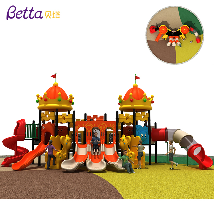 China OEM Area For Restaurants Playground Equipment