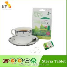Breezweet natural low calorie stevia sweetener tablet for coffee and tea