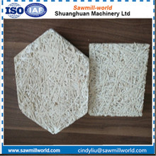 Wood wool machine wood wool shredding machine in China