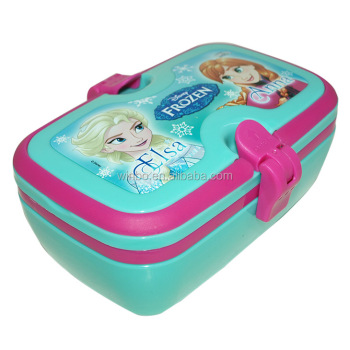 plastic lunch box/plastic bento box /plastic sandwich box