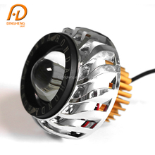 Best Sale T5 LED Custom Car Auto 7 Inches Round Halo Camry Headlights H7
