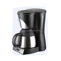 10 cups stainless steel drip coffee maker automatically keep warm