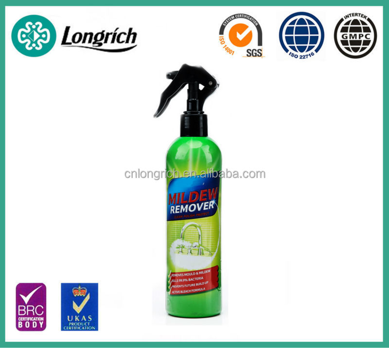Mildew Remover- detergent /household chemicals/ cleaner