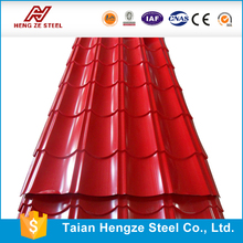 roofing materials sheet metal