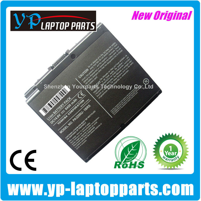 Original Laptop Battery For Toshiba Satellite A30 Battery For Toshiba PA3250 PA3239 Satellite 2430-101 2435 A30 S2430 Battery