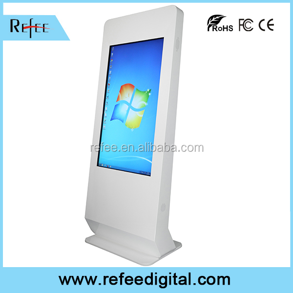 Bar, Hotel, supermarket advertising ideas, LG touch screen, digital HD ad display for product promotion