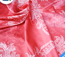 China products polyester flower print satin silk fabric