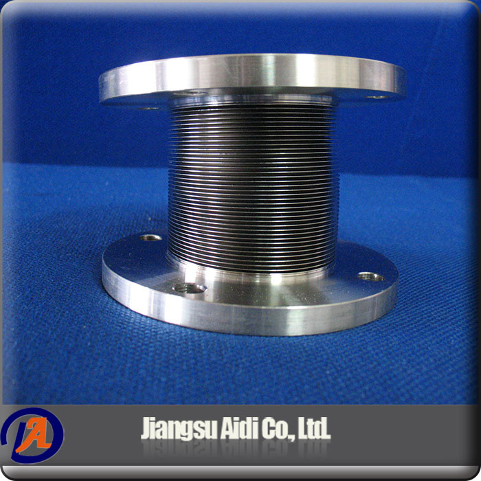 alibaba China wholesale 10 inch flange type stainless steel bellows type expansion joints