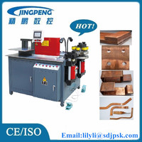 JPMX-303ESK Copper Bus bar Bending cutting Punching machine for Switchgear