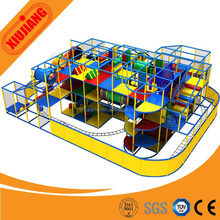 Fast Food Restaurants Inflatable Soft Indoor Playground