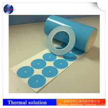 High Thermal conductive insulation adhesive tapes