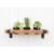 Eco-Friendly Solid Wood Wooden Shelf Planter