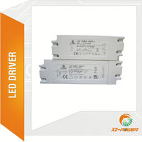Shenzhen hot Factory spotlight 15-45W dimming led driver