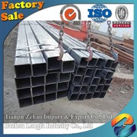 ERW Black Welded Steel Pipe/Steel Table Leg Square Pipe