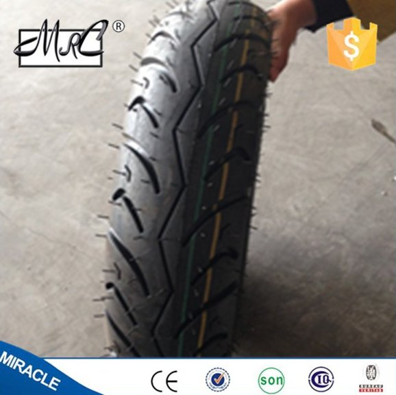 High way tricycle rubber motorcycle tire cheap scooter tyre 3.50-10 TT TL